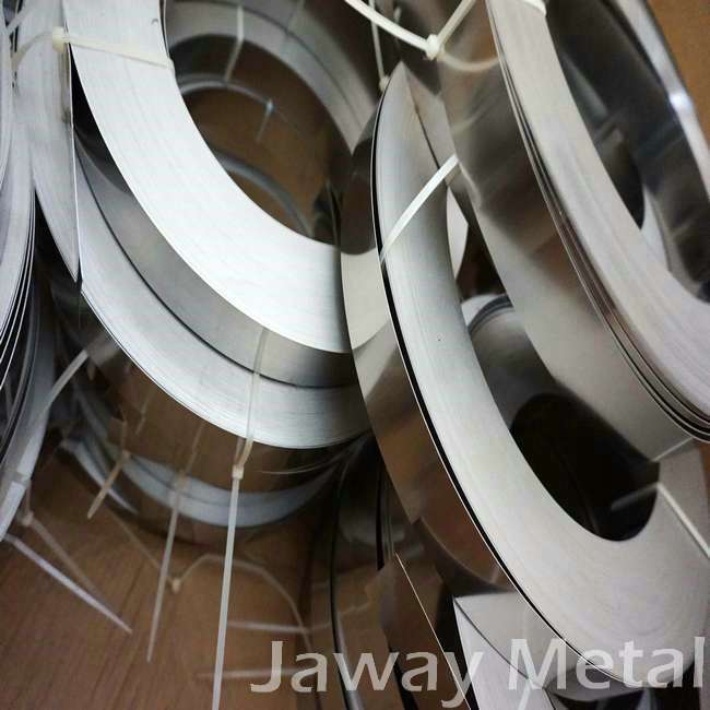 Grade 304 430 stainless steel strip