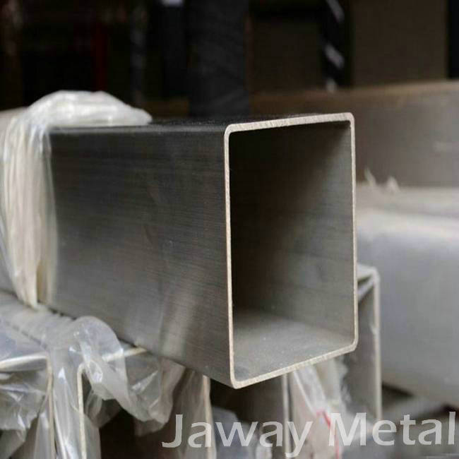 Stainless Steel Square Tube for Handrail