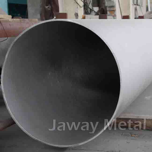 1.4550 Stainless Steel welded pipe