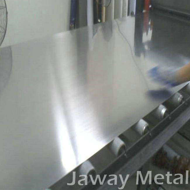 Factory supply inox stainless steel plate