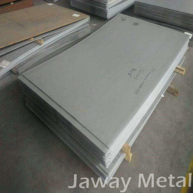 2B bright finished stainless steel sheet