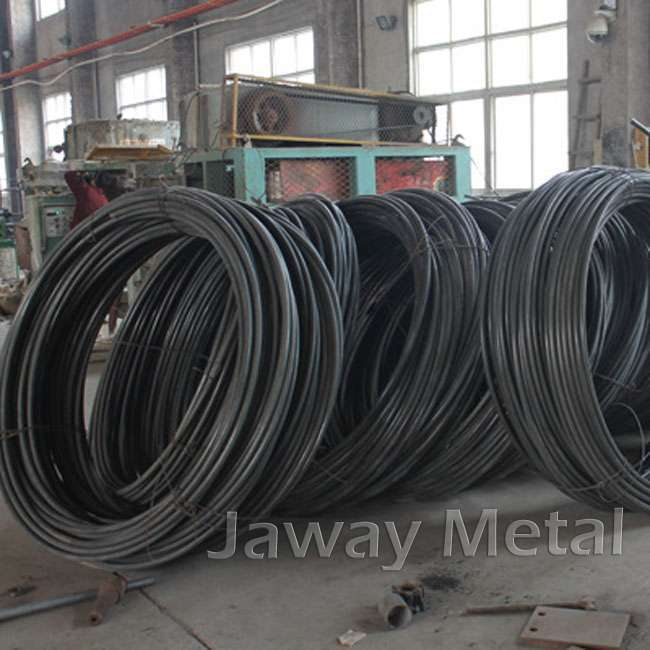 din 1.4404 standard stainless steel spring wire rode