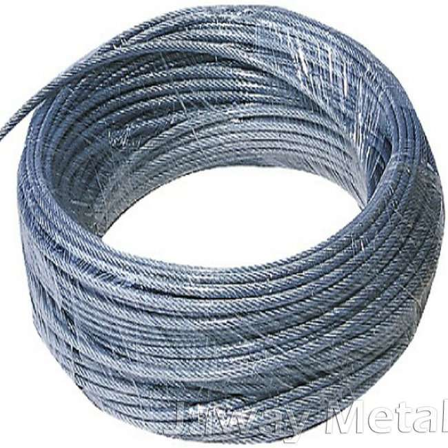 304 Stainless Steel Wire Rope 7x7