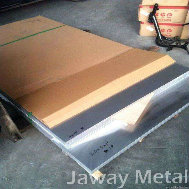 AISI ss 304 2b finish stainless steel sheet